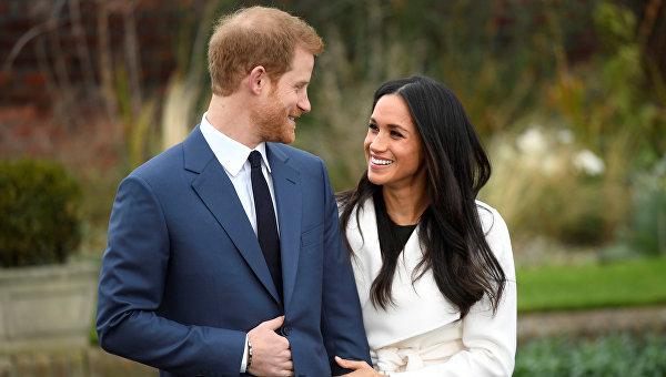 Принц Гарри помолвился с актрисой Меган Маркл