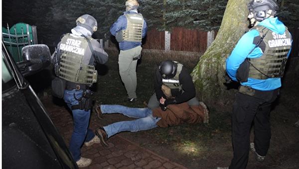 В Польше поймали мошенников