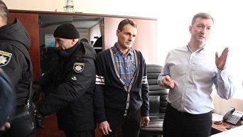 В борьбе за тепло. Жители Кропивницкого устроили разборки с главой горгаза. Видео
