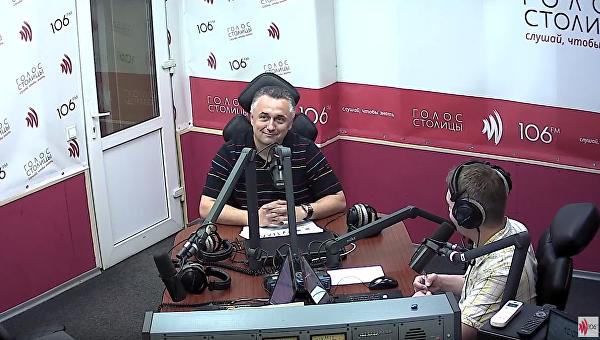 Глава Украинской таксомоторной ассоциации Андрей Антонюк