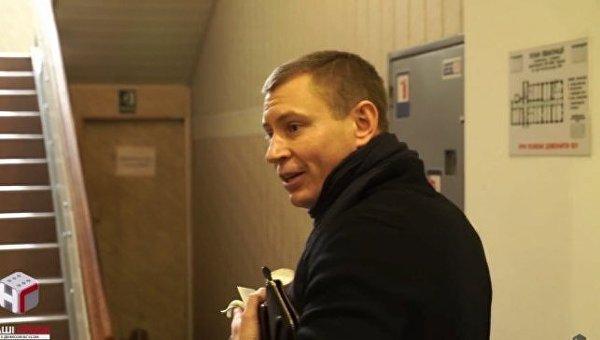 Глава Департамента управления имуществом Национальной полиции Иван Наумов
