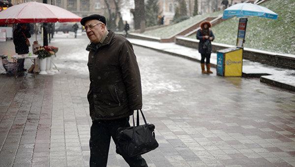 Воронежцев навыходные ожидают мокрый снег итеплая погода