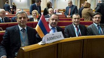 Скандал на заседании ПАЧЭС: армянская делегация покинула зал