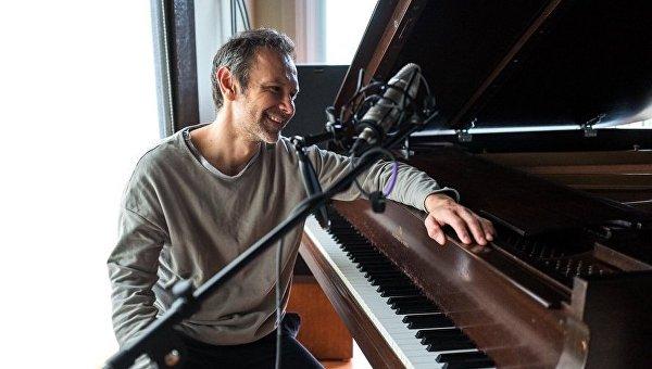 Музыкант Святослав Вакарчук