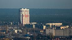 Киев. Застройка
