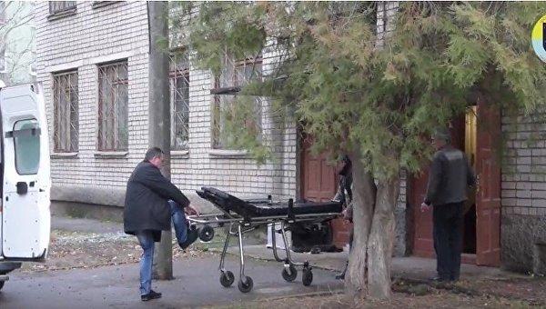 Всуде вДнепропетровской области взорвали две гранаты