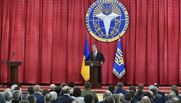 Президент Петр Порошенко назвал приоритетные задачи для Службы внешней разведки