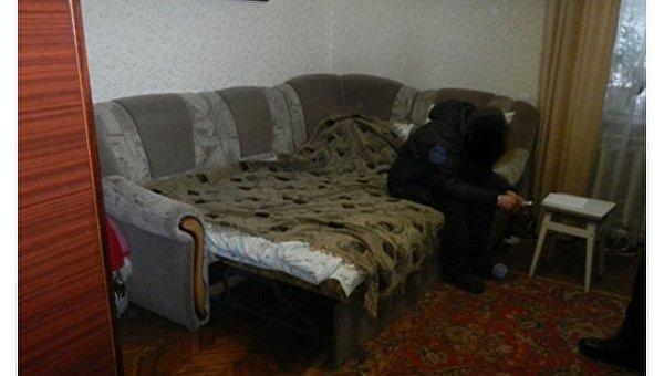 Киевлянин, до смерти забивший сожительницу