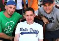 Инициатор благотворительного флешмоба Ice Bucket Challenge Энтони Сенеркья