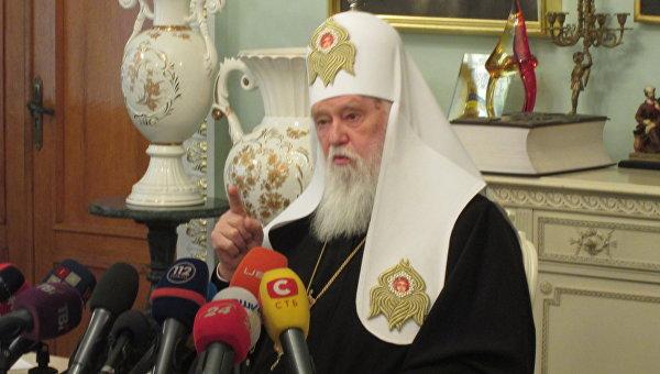 Украинская церковь никогда не возвратится кМосковскому патриархату— Филарет