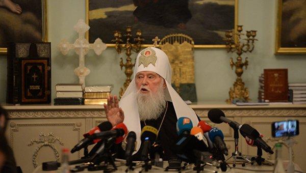 Филарет готов увидеться спатриархом Кириллом