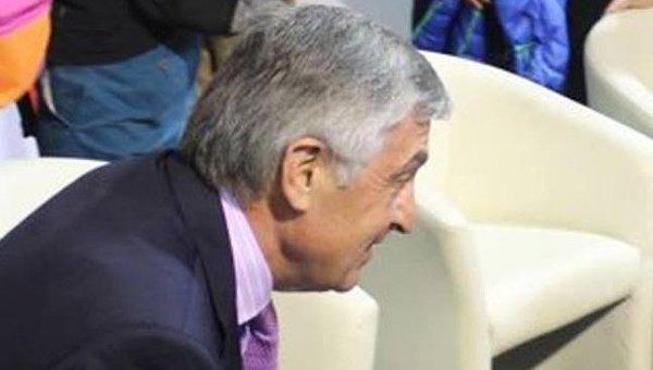 Дядя Михаила Саакашвили