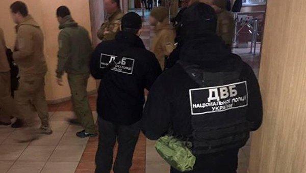 Полицейские в Одессе ограбили инкассаторов