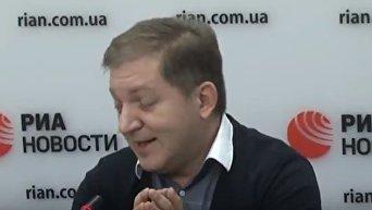Олег Волошин о декоммунизации в Украине. Видео