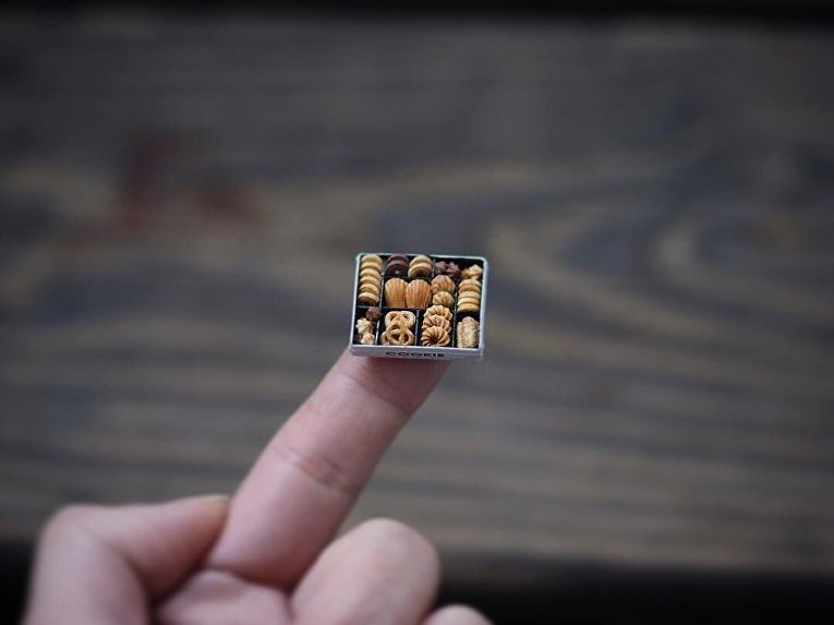 Как блоху подковать. Японка творит чудеса в миниатюре