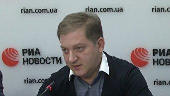 Волошин о позиции Волкера: если США и РФ договорятся, Порошенко все сделает. Видео