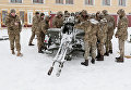 Выставка военной техники ВС Украины