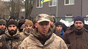 Блокировщики NewsOne записали видеообращение к Авакову и Князеву. Видео