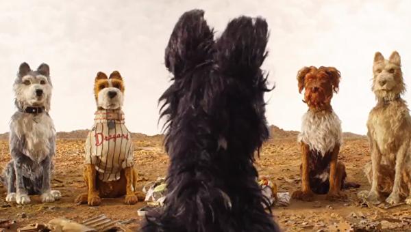 Берлинский кинофестиваль откроется мультфильмом «Собачий остров»