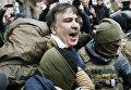 Задержание Михаила Саакашвили. Архивное фото