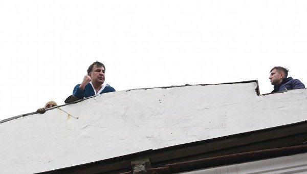 ВМВД Украины неисключают новых дел вотношении Саакашвили