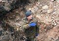 В Харькове раскопали могилу большевика Руднева