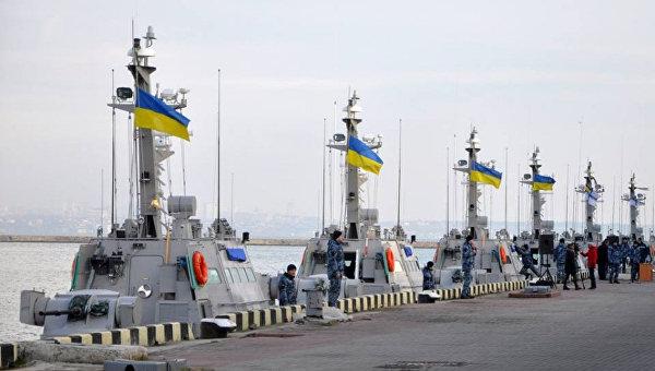 Новые бронекатера ВМС Украины