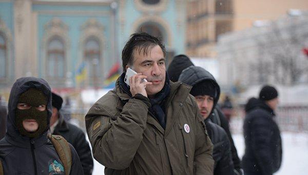 Михаил Саакашвили позвал следователей Генпрокуратуры ксебе впалатку