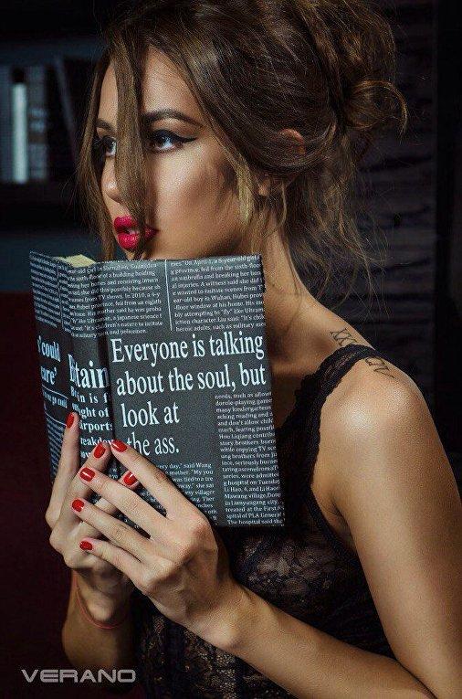 Девушка года Playboy — 2017 Лия Ситдикова