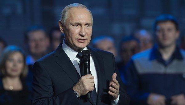 Владимир Путин посвятит вторник исреду подготовке кбольшой пресс-конференции