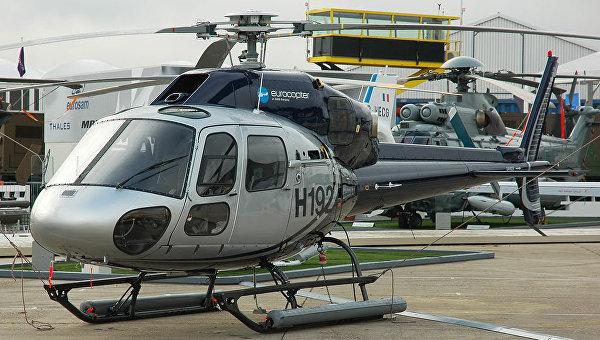 ВИркутской области пропал вертолет с 2-мя людьми наборту