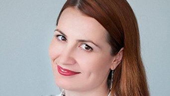 Советник исполняющей обязанности министра здравоохранения Ольга Стефанишина