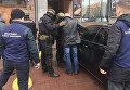 Задержание бывшего чиновника, который обвиняется в хищении 38 млн грн