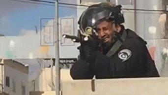 В Иерусалиме начались массовые беспорядки. Видео