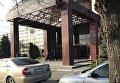 Сотрудники ГПУ в главном офисе ПриватБанка