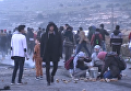Столкновения на Западном берегу реки Иордан. Онлайн-трансляция