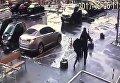 Похищение девушки в Киеве