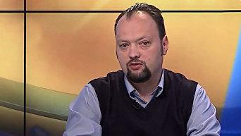 Военный эксперт Игорь Левченко