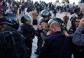 Протесты против решения Трампа признать Иерусалим столицей Израиля