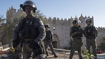 Ситуация в Иерусалиме