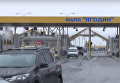 Пробка на украино-польской границе