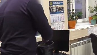 НАБУ опубликовало видеоматериалы обыска, который провели в Минюсте.