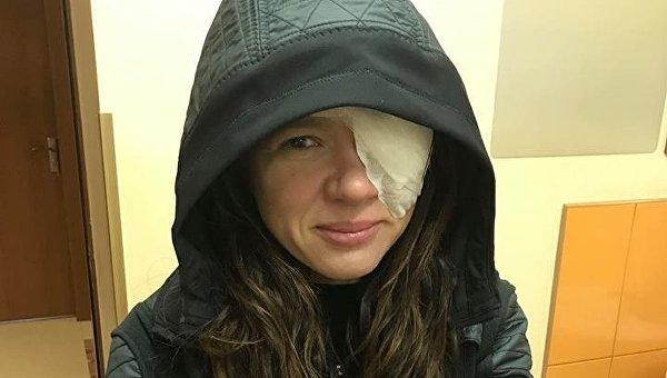 Руслана перенесла серьезную операцию налице