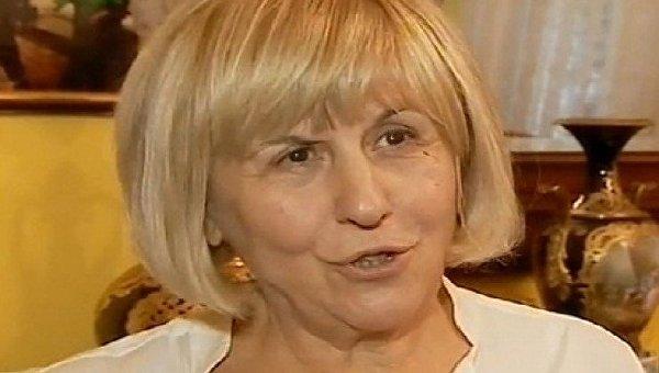Мать экс-президента Грузии, бывшего главы Одесской облгосадминистрации Михаила Саакашвили Гиули Аласания