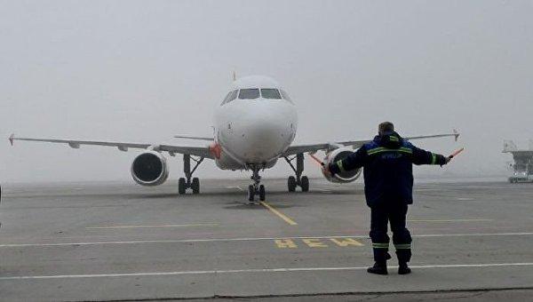 Итальянский лоукостер Ernest Airlines в Киеве