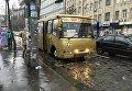 Золотая маршрутка в Киеве