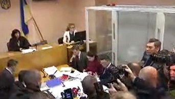 Суд по избрание меры пресечения Михаилу Саакашвили