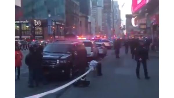 НаМанхэттене произошел взрыв