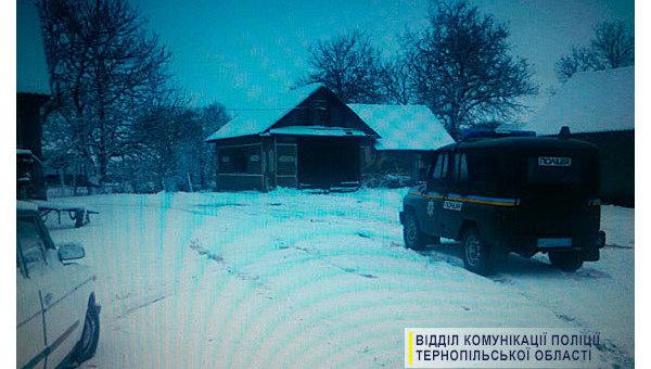 Вгосударстве Украина прежний коммунальщик угнал трактор для расчистки своего села отснега