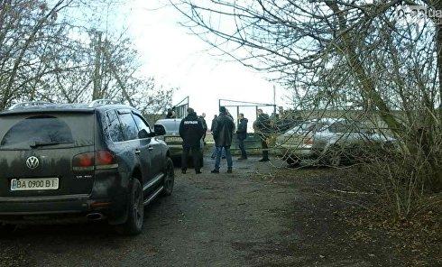 На месте обнаружения тела 12-летней девочки, пропавшей в Кропивницком